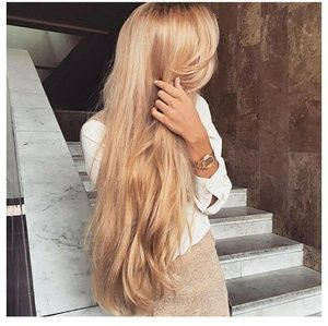 Blonde Beauty LaceFront Wig 22-26 inches